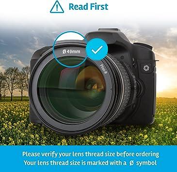 Phot R 72mm Pro Schlank Uv Schutz Gewinde Filter Kamera