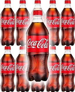 Coca-Cola, Coke Classic, Original, 20oz Bottle (Pack of 10, Total of 200 oz)