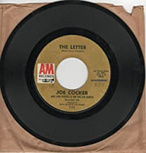 Joe Cocker with Leon Russell & the Shelter People: The Letter B/w Space Captain