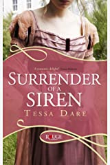 Surrender of a Siren: A Rouge Regency Romance Kindle Edition