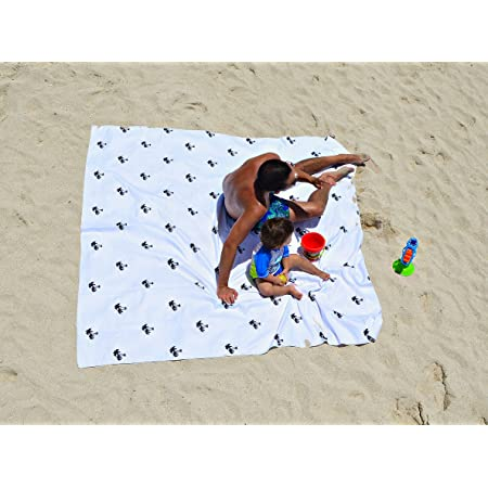 Camping Towel for Outdoors 200x90cm, 78x35 Extra Large Bohemian 100/% Recycled Dock /& Bay Lightweight Beach Towel for Travel - Fast Dry Towel for Swim Lost Nomad