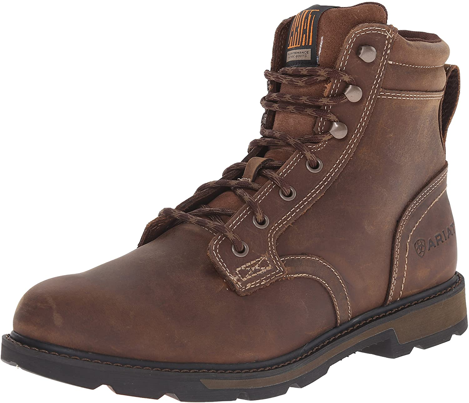 Ariat Men's Groundbreaker 6  Work Boot