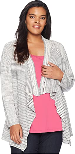 Plus Size Time Change Cardy