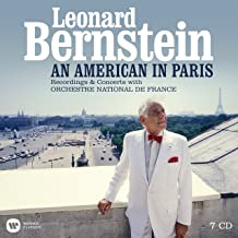 An American In Paris (Boxset with the Orchestre National de France 100th Anniversary on August 25th)