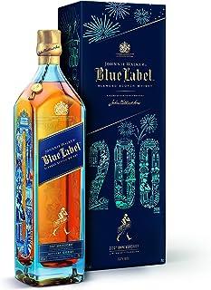 Johnnie Walker Blue Label, limitierte Auflage zum 200-jährigen Jubiläum, Blended Scotch Whisky, 70 cl im Geschenkkarton 761165 0.7 l