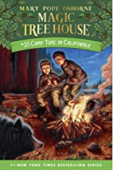 Camp Time in California (Magic Tree House (R) Book 35) Kindle Edition