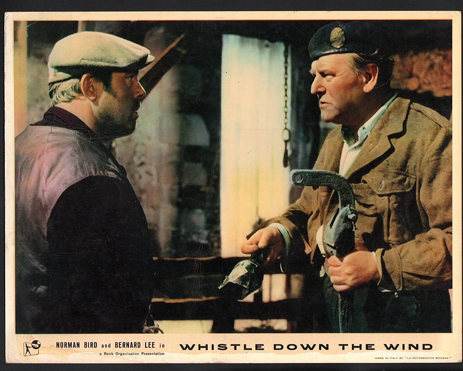 MOVIE POSTER: Whistle Down the Wind N Lobby Lee Card-Bernard and San Diego Large discharge sale Mall