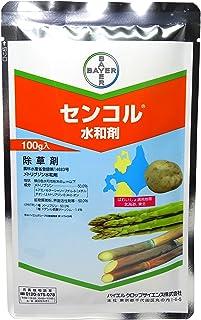 バイエルクロップサイエンス 畑作除草剤 センコル水和剤 100g