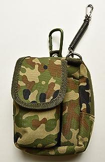自衛隊 陸上自衛隊 迷彩 小物入れ アクセサリーケースC 自衛隊装備 陸自 MOLLE対応 サバゲー 軍用 ミリタリー