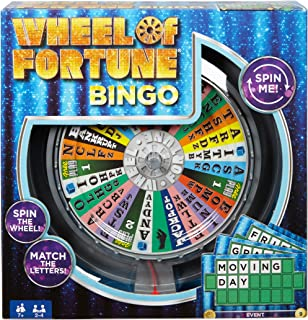 Wheel of Fortune Family Game