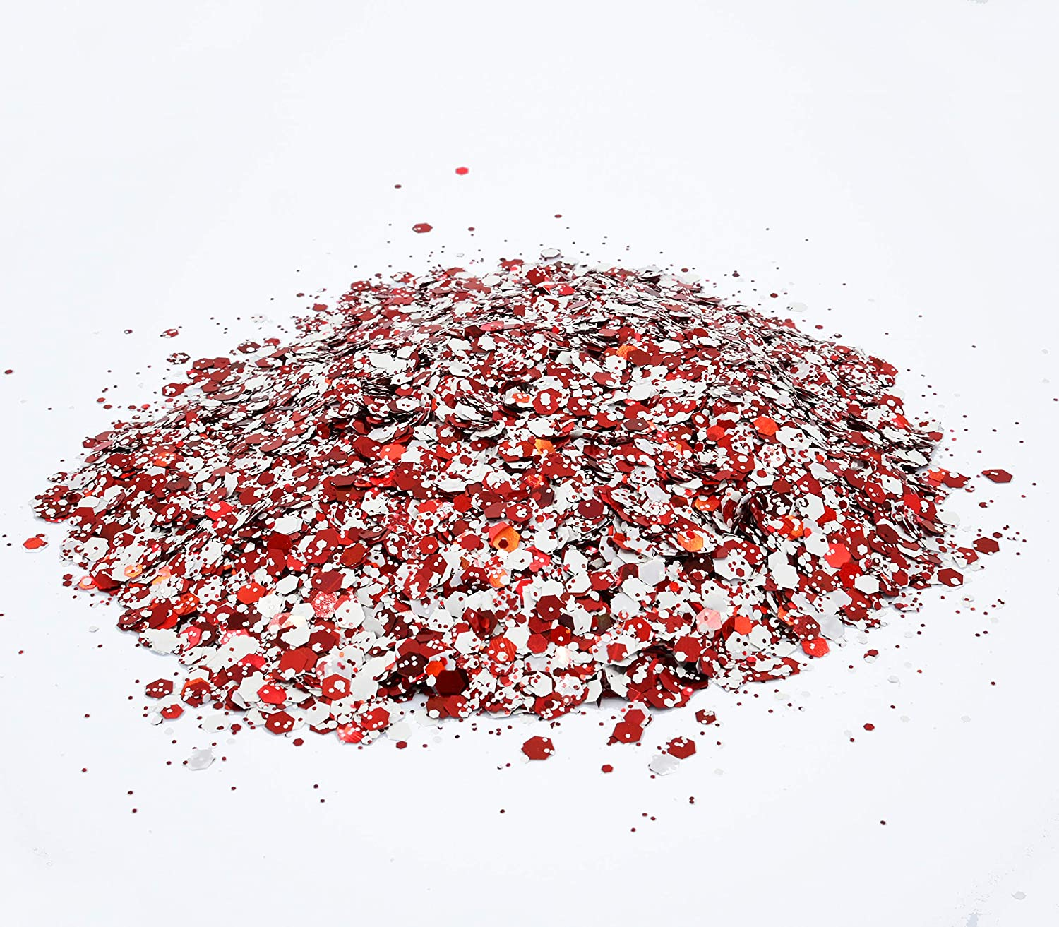 Candy Max 41% OFF Cane Mix Glitter Christmas Peppermint Solvent Complete Free Shipping