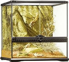 Best exo terra glass terrarium sizes Reviews