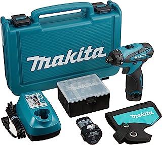 マキタ(Makita)  充電式ドライバドリル 10.8V 1.3Ah バッテリー2個付き DF030DWX