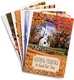 Thanksgiving - Inspirational Boxed Cards - Assorted