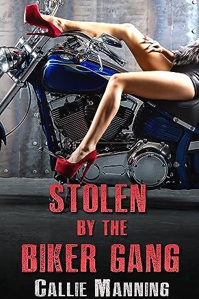 Stolen By the Biker Gang (Motorcycle Club Bareback Erotica)