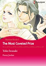 The Most Coveted Prize: Harlequin comics (Russian Rivals Book 1)