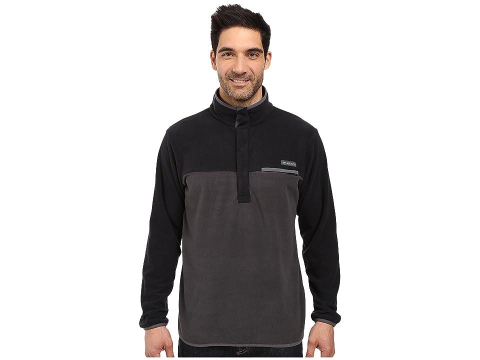 Columbia Mountain Side Fleece Jacket (Black/Shark/Graphite) Men