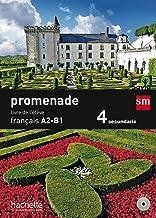 Méthode de français. 4 ESO. Promenade - 9788467578034
