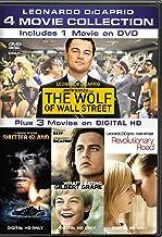 Leonardo DiCaprio 4-Movie Collection (Bilingual) [Import]