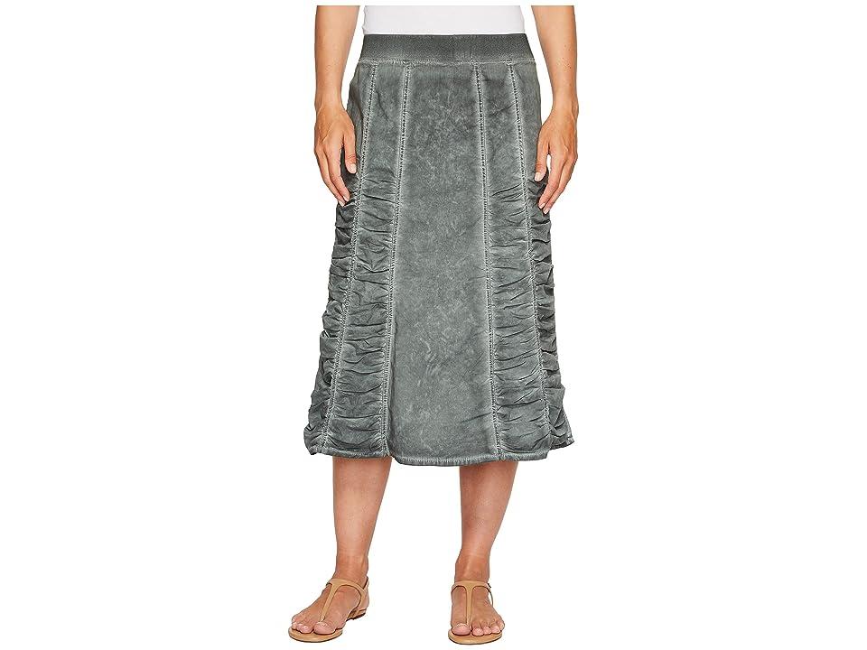 XCVI Callidora Skirt (Oil Wash Eden) Women