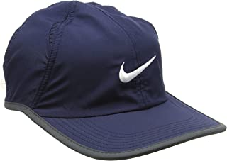 brand new 9a65c b67ce NIKE FEATHER LIGHT HAT (version 2.0) ADULT UNISEX -NAVY