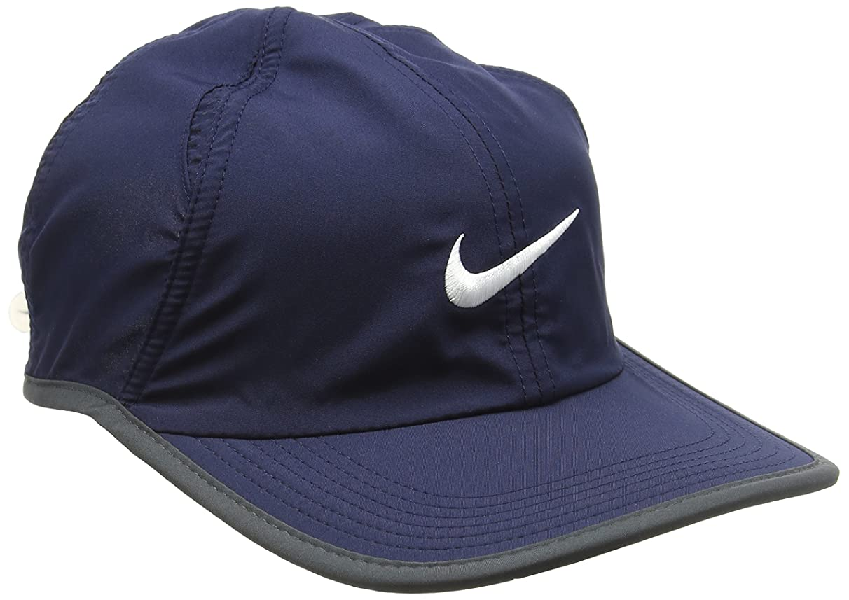 NIKE FEATHER LIGHT HAT (version 2.0) ADULT UNISEX -NAVY