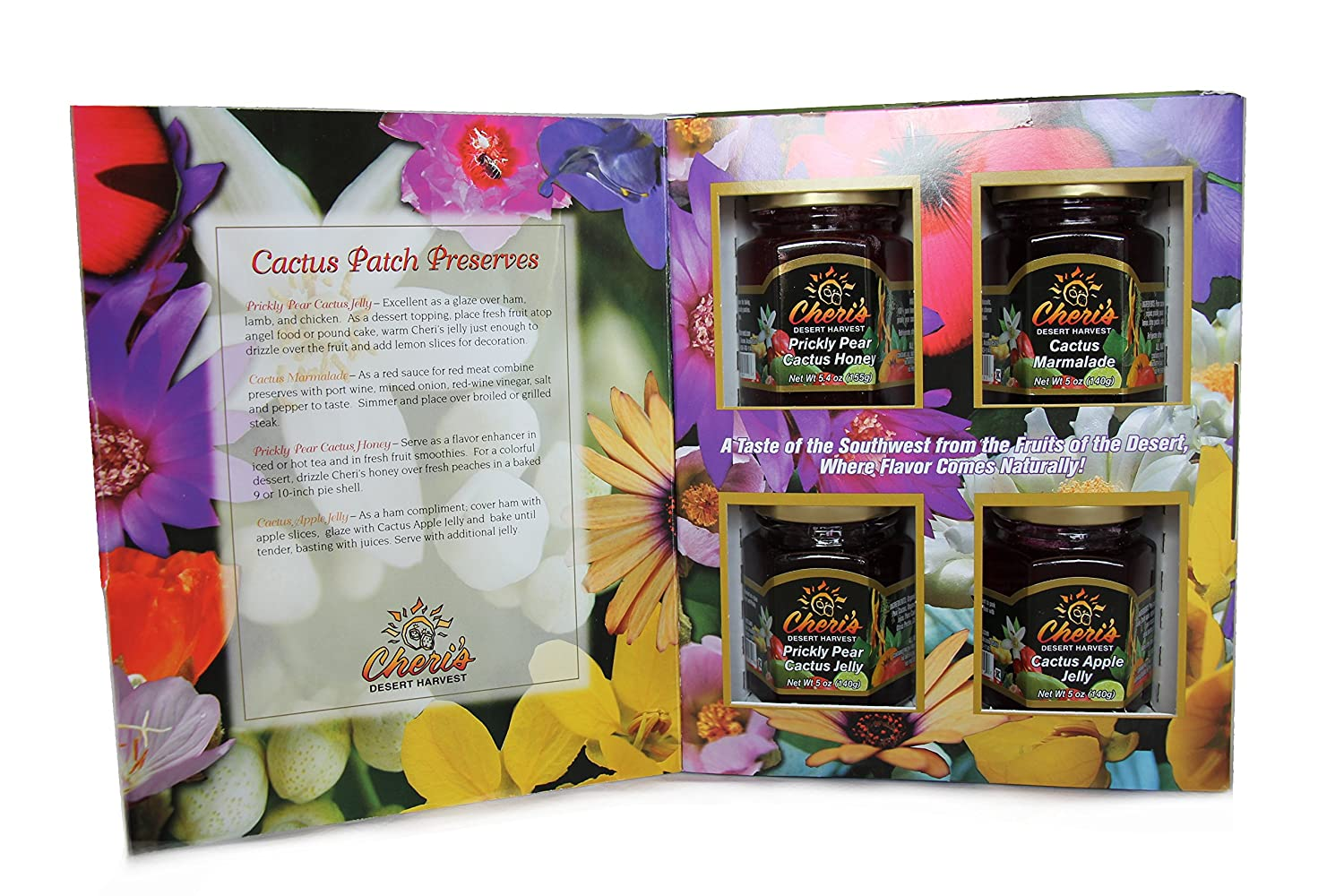 Cheri's Cactus Patch Preserves 2021 autumn and winter new Max 49% OFF