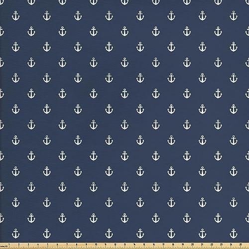 Nautical Upholstery Fabric Amazon Com