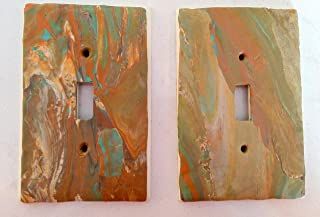 Custom Light Switch Covers Set of 2 in YOUR color and design