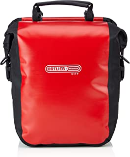 Ortlieb Sport Roller City Red Saddle Bags 2016