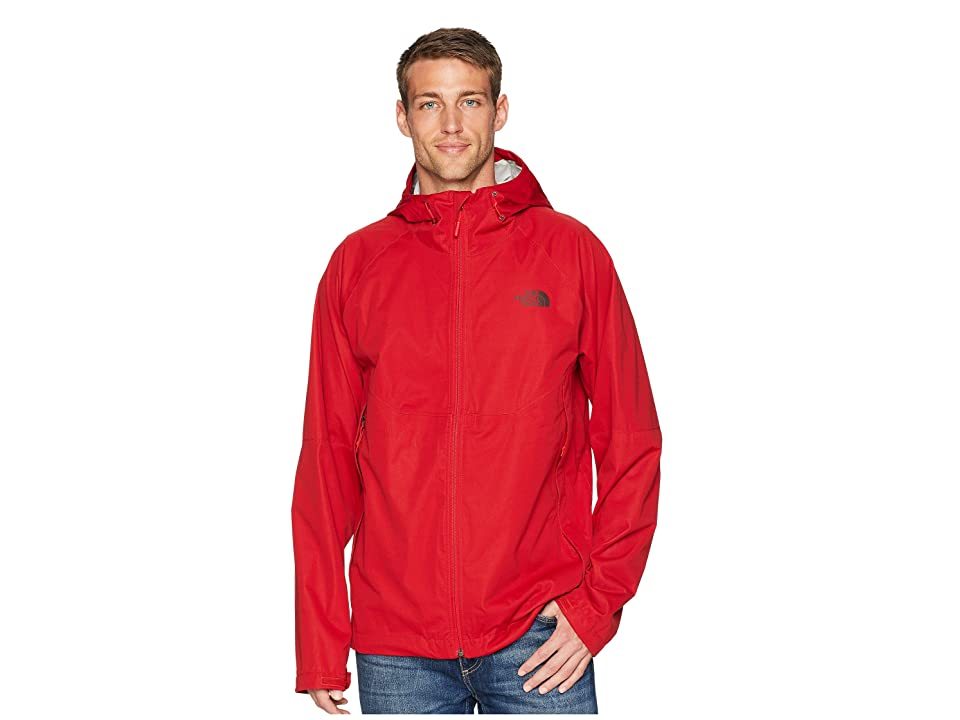 The North Face Allproof Stretch Jacket (Rage Red) Men