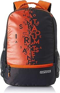 حقيبة ظهر كاجوال من امريكان تورستر 32 لتر، رمادي (AMT FIZZ SCH BAG 02 - رمادي)