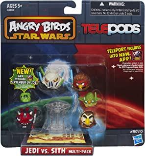 Angry Birds Star Wars Telepods: Jedi vs Sith - coolthings.us