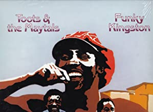 Toots & The Maytals - Funky Kingston - 1970 Reggae Classic - Reissue LP