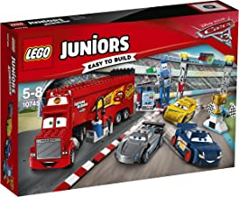 LEGO Disney Cars 3 - Florida 500 Final Race