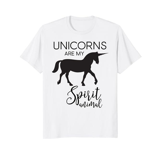 Unicorn is my Spirit Animal
