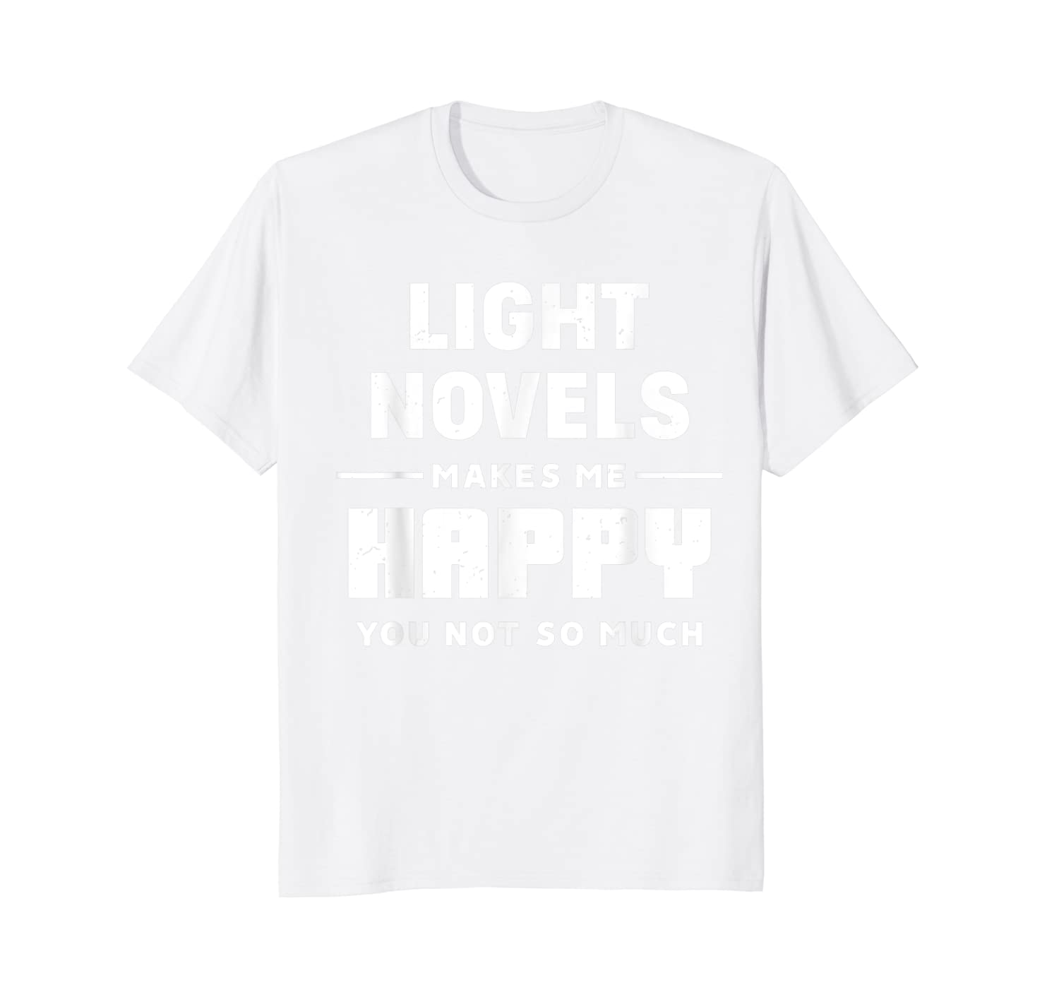 [Recommended] Light Novel For Online Reader Gift Young/ Short/Long Sleeve  Shirt/Hoodie
