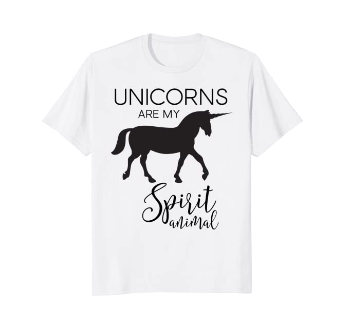 Unicorn is my Spirit Animal