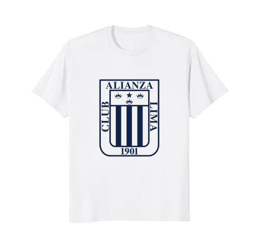 Club Alianza Lima 1901 Peru Camiseta TShirt Jersey Futbol