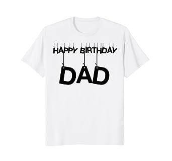 Surprise Gift Happy Birthday Dad T Shirt