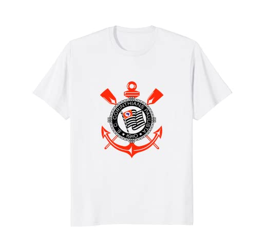 S.C. Corinthians Paulista Brasil Brazil Camisa TShirt Jersey