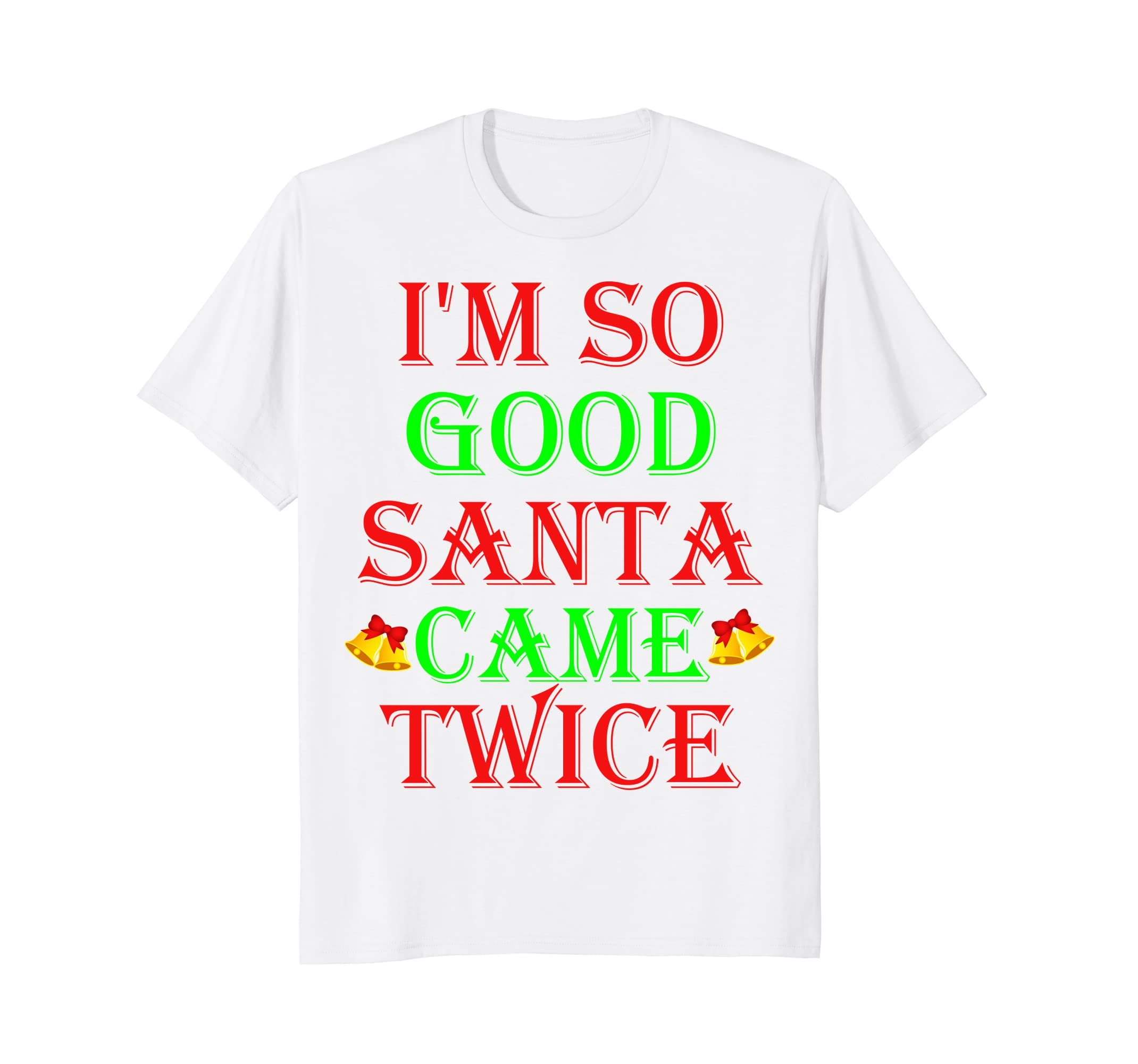Amazon.com: inappropriate Christmas T Shirt Funny xmas party gift ...