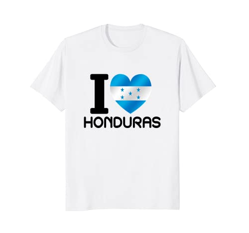 SupperMap honduras shirt love honduras camisas catrachas 94932b0261d55