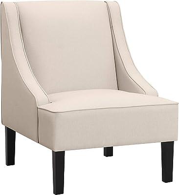 Strange Amazon Com Skyline Furniture Swoop Arm Chair In Velvet Forskolin Free Trial Chair Design Images Forskolin Free Trialorg