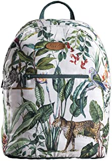 Maison d' Hermine Wild 100% Cotton Backpack
