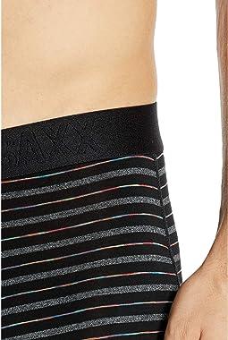 Black Gradient Stripe 1