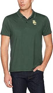 NCAA Men's OTS Sueded Short Sleeve Polo Shirt
