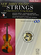 Best new directions for strings violin book 2 Reviews