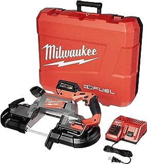 Milwaukee 2729-21 M18 Fuel Deep Cut Band Saw 1 Bat Kit