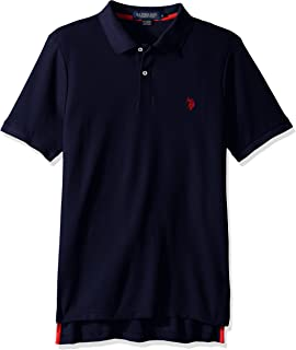 U.S. Polo Assn. Men's Ultimate Pique Polo